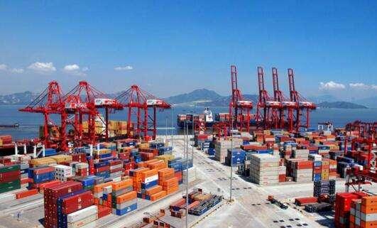 【业绩速递】招商局港口(00144.HK)中期股东溢利大增73.1%至54.48亿元,每股派息22港仙
